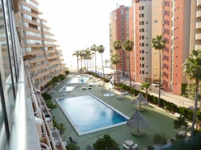 Apartment Aguamarina Calpe Spain