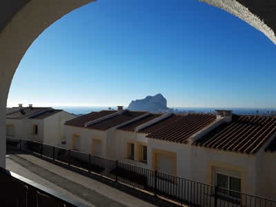 2 Bedroom Apartment For Rent, Imperial Park Apartments, Calpe