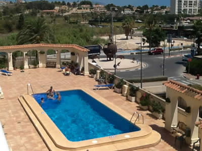 Rent Apartment Calpe Spain