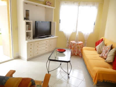 2 Bedroom Apartment For Rent, Apolo VII Apartments, Calpe