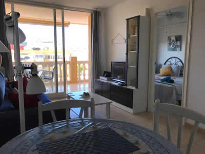 1 Bedroom Apartment For Rent, Apolo VII Apartments, Calpe