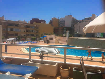 2 Bedroom Apartment For Rent, Apolo IV Apartments, Calpe