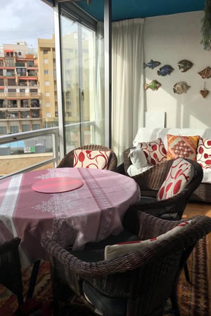 1 Bedroom Apartment For Rent, Apolo IV Apartments, Calpe