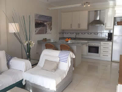 1 Bedroom Apartment For Rent, Playa Del Oro Apartments, Calpe