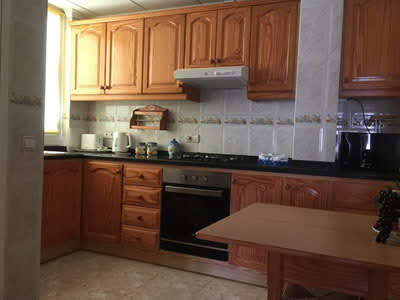 3 bedroom apartment to rent sirena calpe